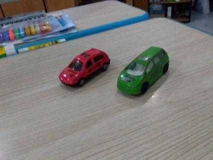 2Toy Cars