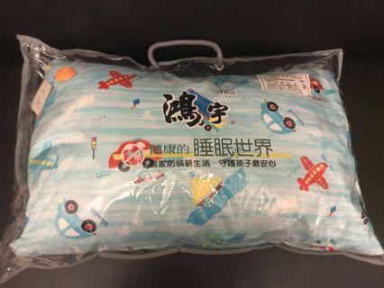 兒童超細纖維枕、午睡枕