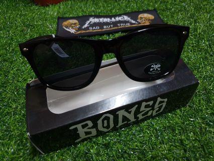 Bones Wheels Sunglasses