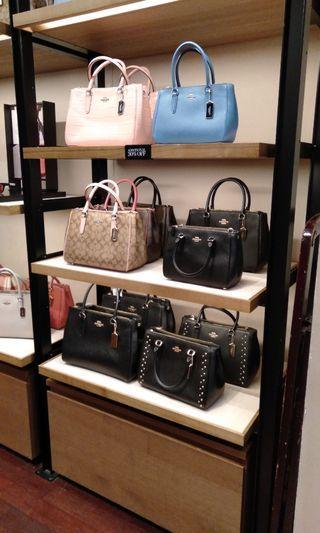 Handbag Tote bag Clutch MK FURLA DKNY BOSS FOSSIL & more