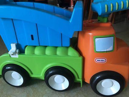 🚚 Little Tikes Truck