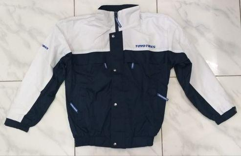 Jacket Parasuit