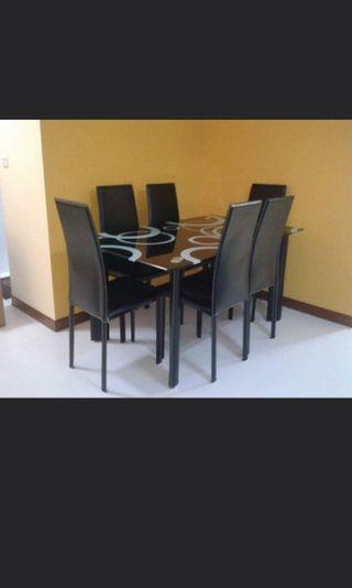 Dining Table Set #homerefresh30