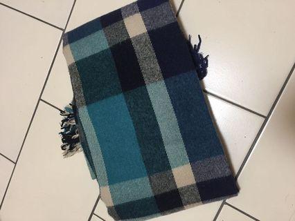 🚚 全新保暖大圍巾、被巾