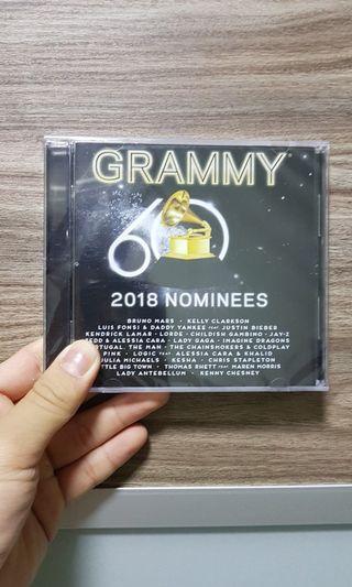 🚚 GRAMMY 2018