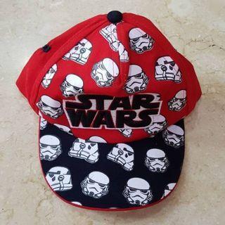 Topi Anak Laki Star Wars