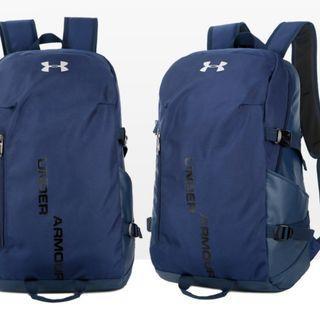 UnderArmor UA Hustle Backpack - darkblue (April Sales) 33464841