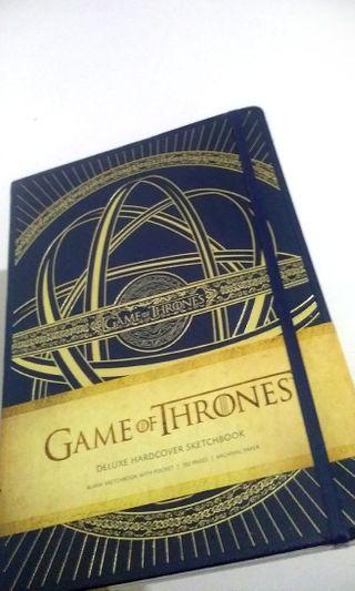 [NEW] Sketch book Game of Thrones (GoT)