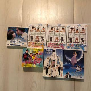 S.H.E Taiwan dramas