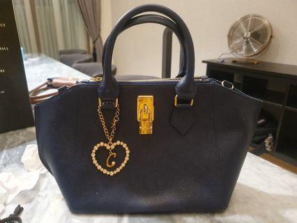 Samantha Thavasa Navy Blue Bag