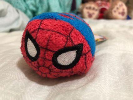 Disney Tsum Tsum Spiderman Marvel collection