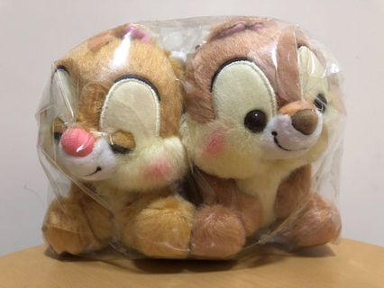 Chip N Dale 公仔 Brand New with tag