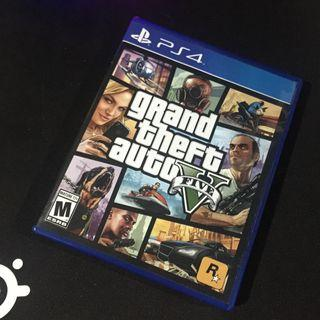 GTA V with Map