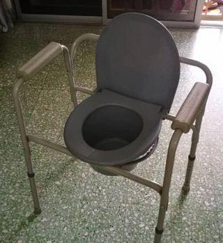 Adult Toilet Seat Potty Commode Chair