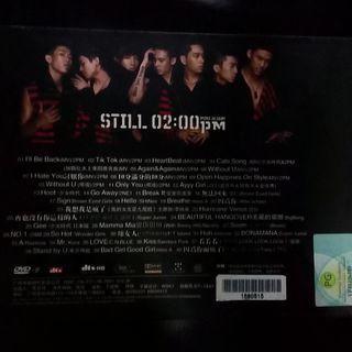 Still 2pm mini album DVD