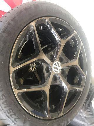 """17"""" TYRES CLEARANCE SALE (FREE RIM)"""