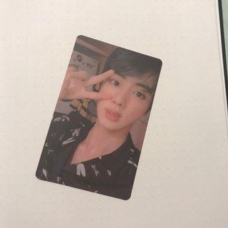 WTT/WTS BTS Seokjin/Jin Map of The Soul PERSONA photocard