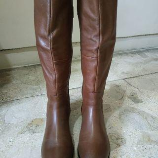 Boots kulit Aldo