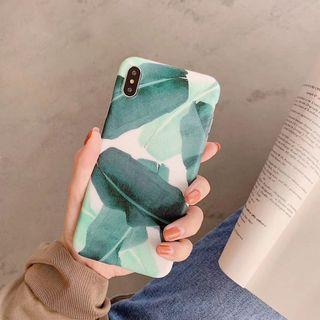 iPhoneXS,XsMax,XR,X,8,7,6系列 花草手機殼