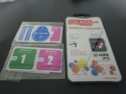 Screen Protector for s3 or Galaxy Watch