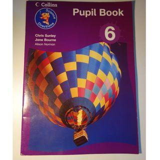 COLINS SCIENCE PUPIL BOOK YEAR 6