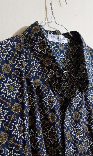 Kemeja Batik Bakul Size XL