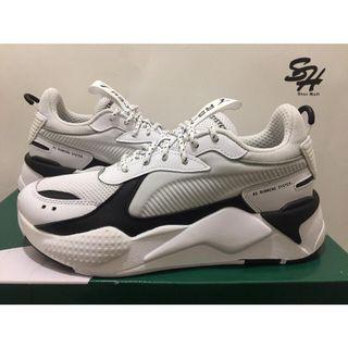 🚚 PUMA RS-X CORE 黑白 老爹鞋 炫雅著用 369666-01