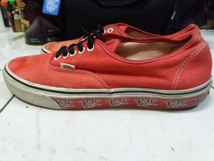 Vans Authentic Red (Redpec)