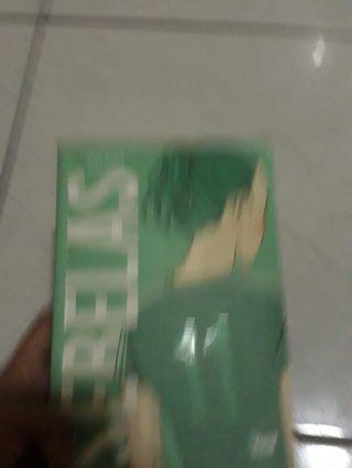 """Buku novel """"sebelas"""""""