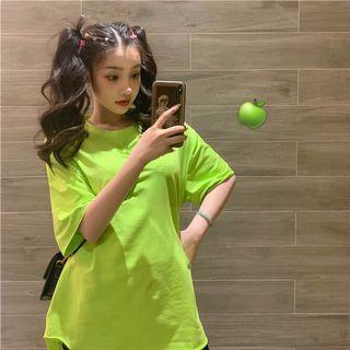 TRENDING Neon Green T-shirt
