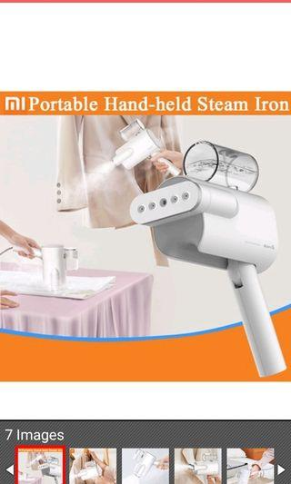 Xiaomi Deerma Handheld Garment Steamer Steam Iron Household Portable Small Clothes Foldable Wrinkle