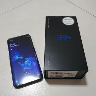 Samsung S9+ 64GB - Coral Blue