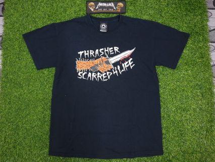 THRASHER- Scarred 4 Life shirt