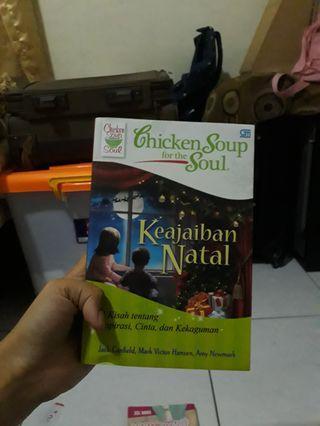 Buku novel chicken soul for the soul