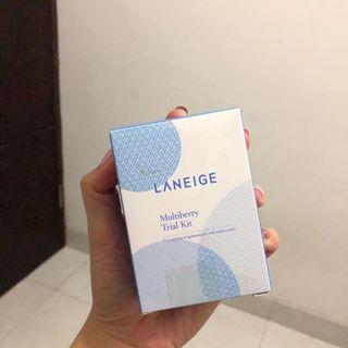 Laneige multiberry kit