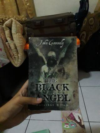 """Novel """"the black angel"""""""