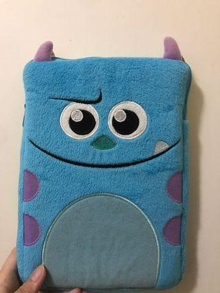 毛毛大眼仔 雙面 iPad mini 保護套 怪獸公司 怪獸大學