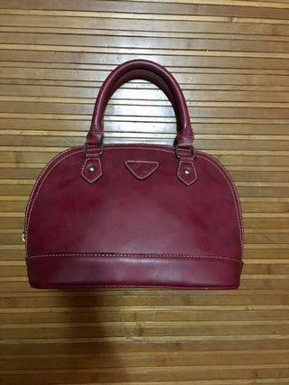 Fashion Bag (Maroon)