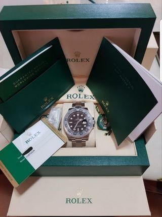 Rolex GMT Master 2 116710LN (Discontinued Model)