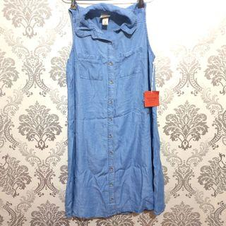 Mididress Denim Bangkok 2 (NEW)