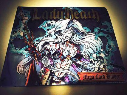 Lady Death Cards Set + Free Card Binder