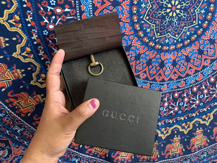 3090aa5a4065 gucci wallet men | Admin, Office & Finance | Carousell Philippines