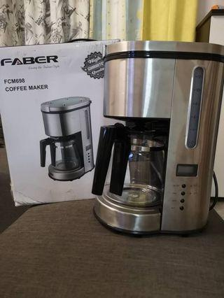 Faber Coffee Maker FCM698
