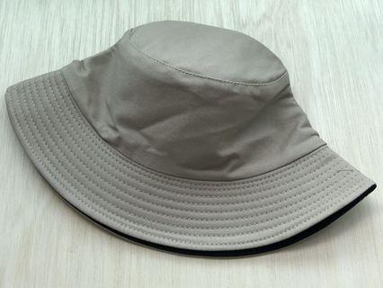 Light Brown Reversible Bucket Hat