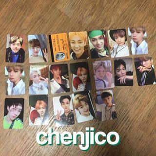 NCT DREAM OFFICIAL PHOTOCARD