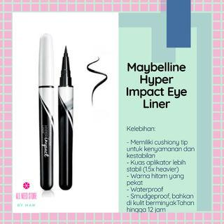 Maynelline eyeliner