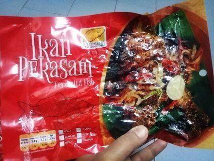 Ikan Pekasam