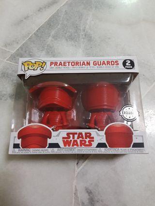 Funko Pop Star Wars Praetorian Guards 2 Pack