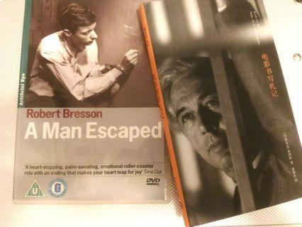 "Robert Bresson ""A Man Escaped"" 送書!"