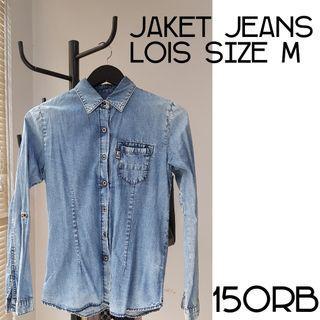 Jacket jeans merk LOIS